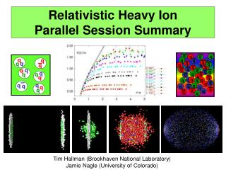 Relativistic Heavy Ion Parallel Session Summary