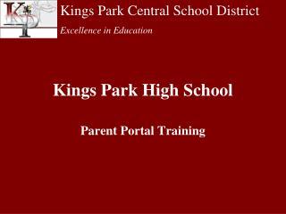 Kings Park High School