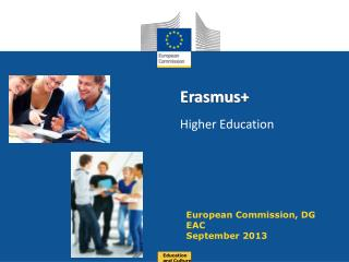 Erasmus+ Higher Education