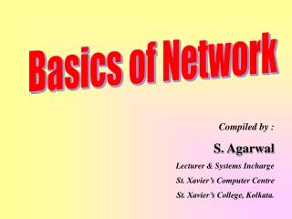 Basics of Network