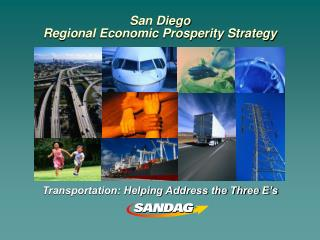 San Diego Regional Economic Prosperity Strategy