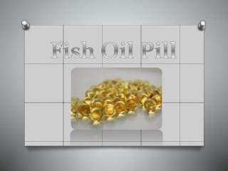Finding The Best Fish Oil Supplement