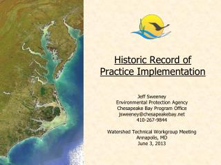 Historic Record of  Practice Implementation