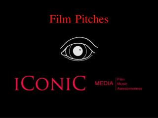 Film Pitches