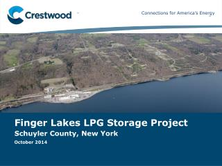 Finger Lakes LPG Storage Project