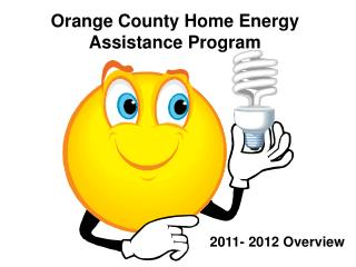 Orange County  Home Energy Assistance Program