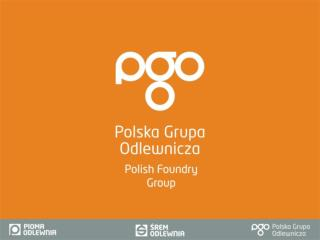PGO production facilities locations