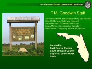 T.M. Goodwin Staff