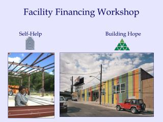 Facility Financing Workshop