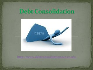 Consolidate Loans to Make Payments Easier