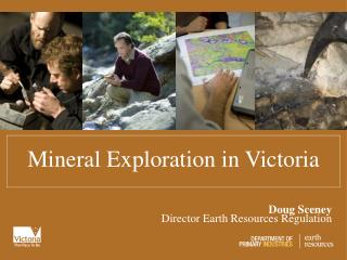 Mineral Exploration in Victoria