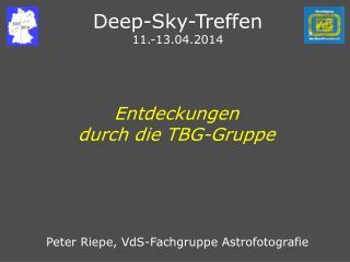 Deep-Sky-Treffen 11.-13.04.2014