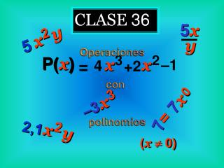 CLASE  36
