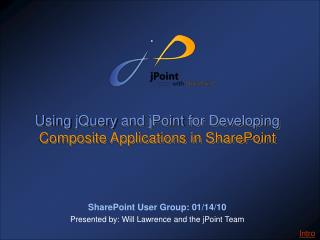 SharePoint User Group: 01