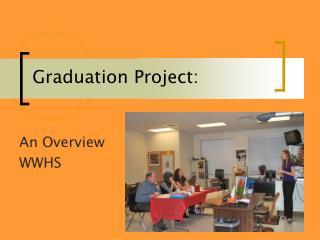 Graduation Project: