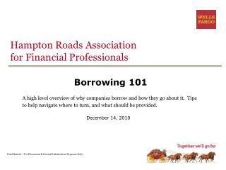 Hampton Roads Association  for Financial Professionals