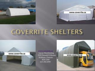 Coverrite Shelters