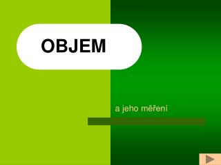 OBJEM