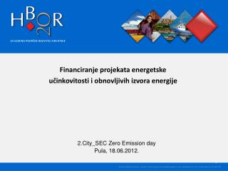 2.City_SEC Zero Emission day Pula, 18.06.2012.