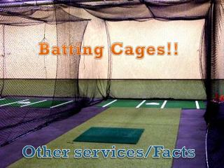 Batting Cages!!