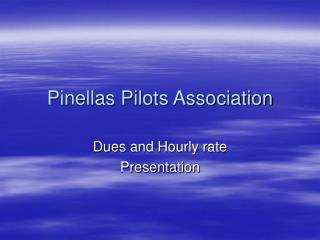 Pinellas Pilots Association