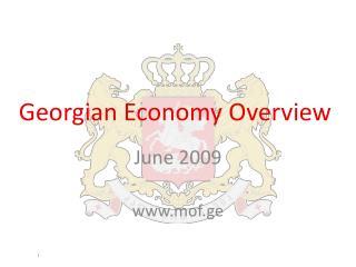 Georgian Economy Overview
