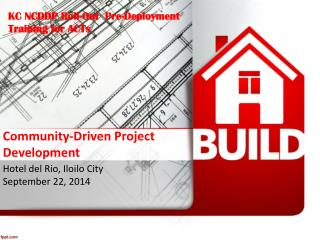 Community-Driven Project Development