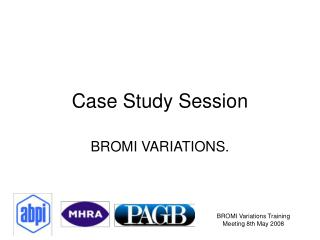 Case Study Session