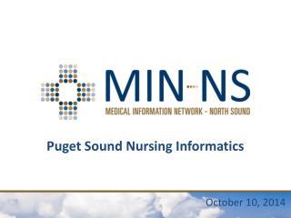 Puget Sound Nursing Informatics