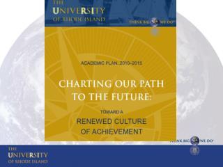 Cross-Cutting Themes - Academic Plan