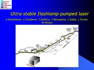 Ultra-stable flashlamp-pumped laser