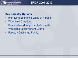 SRDP 2007-2013