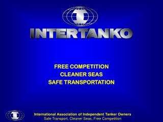 FREE COMPETITION CLEANER SEAS SAFE TRANSPORTATION
