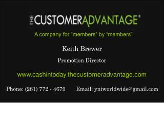 A company for �members� by �members�