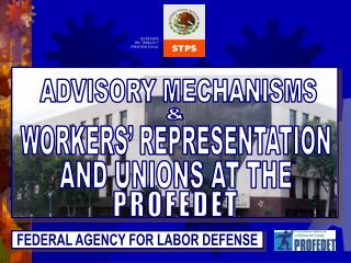 FEDERAL AGENCY FOR LABOR DEFENSE