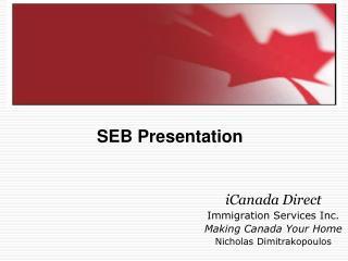 SEB Presentation