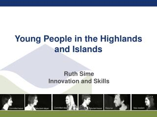 Young People in the Highlands and Islands