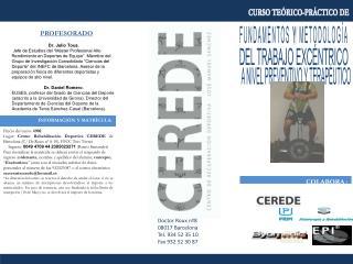CURSO TEÓRICO-PRÁCTICO DE