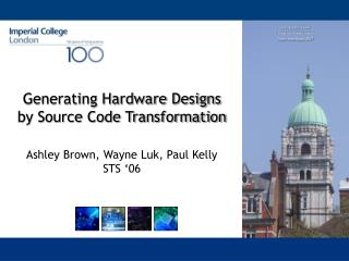 Generating Hardware Designs by Source Code Transformation