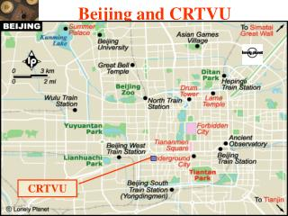 Beijing and CRTVU