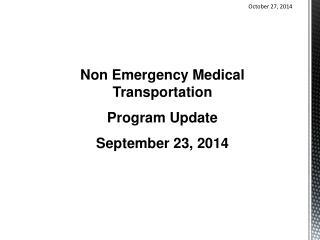 October 27, 2014