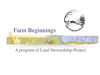 Farm Beginnings