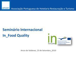 Associação Portuguesa de Hotelaria Restauração e Turismo
