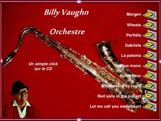 Billy Vaughn   Orchestre