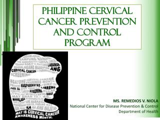 Philippine  Cervical Cancer Prevention and Control Program