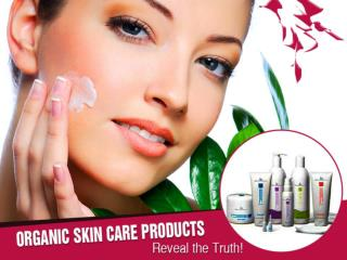 Organic Skin Care Products Online � Tips to Buy!