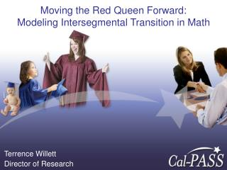Moving the Red Queen Forward:  Modeling Intersegmental Transition in Math
