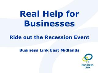 Real Help for Businesses