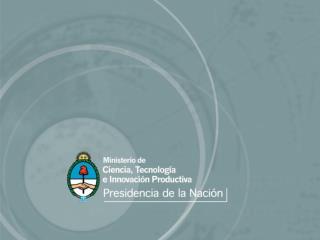 COFECyT Consejo Federal de Ciencia y Tecnología