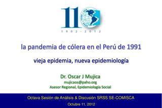 Octava Sesión de Análisis & Discusión SRSS SE-COMISCA Octubre 11, 2012